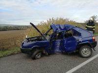 Pri dopravnej nehode zomrel 21-ročný mladík