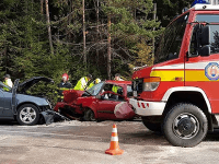 Dopravná nehoda si vyžiadala jednu obeť
