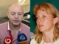 Pavol Rusko a Sylvia Volzová