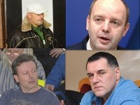 Štvorica obvinených