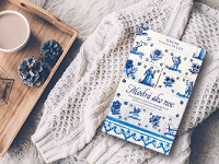 Kniha Modrá ako noc