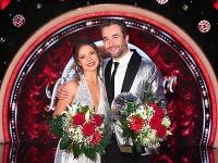 Aktuálny kráľ a kráľovná tanečného parketu Vlado Kobielsky a Dominika Chrapeková.