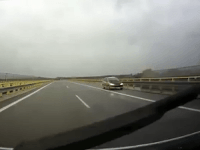 Jazda po diaľnici v protismere