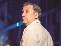 Stanislav Pitoňák ako Ivan Vojnickij v novej inscenácii hry Antona P. Čechova Ujo Váňa v Štátnom divadle Košice.