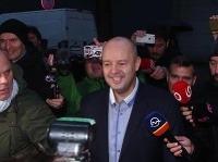 Pavol Rusko opúšťa väzenie v Bratislave
