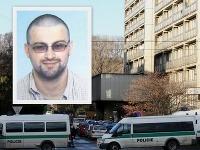 Ubytovňa, kde sa mal podľa polície Procházka po krádeži skrývať, dodnes ho nenašli