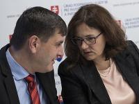 Martina Lubyová a Branislav Ondruš