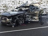 Nehoda v Likavke