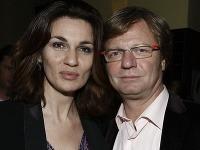 Nataša Nikitinová a Maroš Kramár