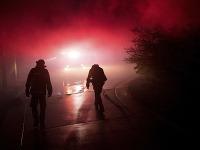 Kaliforniu zasiahli ničivé požiare