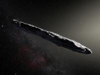 1I/2017 U1 alias Oumuamua