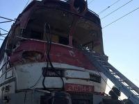 Pri Novom Svete sa zrazil vlak s nákladným vozidlom.