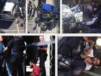 Útok v Melbourne, do davu ľudí narazilo auto.