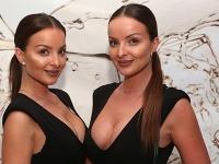 Sestry Daniela a Veronika Nízlové