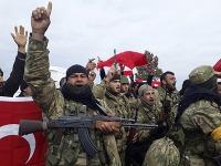 Turci zvádzajú proti Kurdom urputné boje.