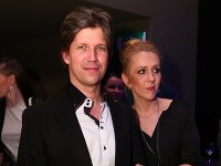 Martin Kaprálik s manželkou Michaelou