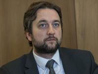 Predseda výboru NR SR pre európske záležitosti Ľuboš Blaha
