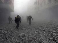 Nálety v Damasku