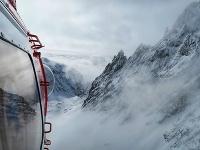 Leteckí záchranári vo Vysokých tatrách