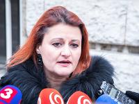 Koncom januára podala Natália Blahová na Generálnej prokuratúre trestné oznámenie na Vieru Tomanovú.