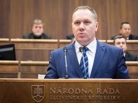 Richard Vašečka má tiež záujem o post šéfa KDH