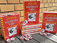 Kniha Dvojitý podfuk