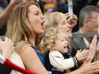Blake Lively s dcérkou James.