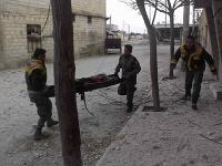 Útoky v Sýrii sa zintenzívnili.