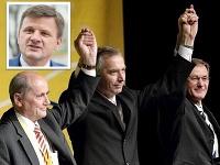 Bývalí funkcionári KDH nesúhlasia so zmenami navrhovanými súčasným predsedom Alojzom Hlinom.