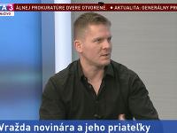 Novinár Ivan Mego bol tiež jedným z lustrovaných novinárov.