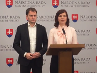 Igor Matovič, Veronika Remišová