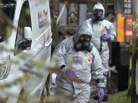 Protichemický zásah v Salisbury