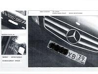 Polícia uložila vodičovi mercedesu 800-eurovú pokutu