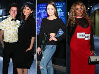 Mamba Dasha Šarközyová a Tony Porucha, Natália Hatalová, Vierka Ayisi
