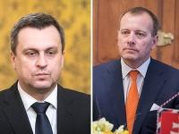 Andrej Danko a Boris Kollár