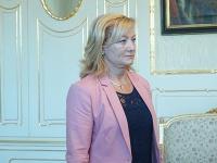 Laššáková u prezidenta