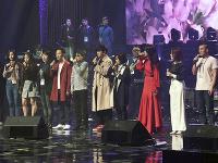 Kim Čong-un sa zúčastnil na koncerte juhokórejských interpretov