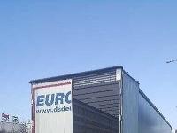 Zastavený kamión