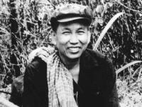 Pol Pot v roku 1979 v džungli