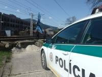 Policajti zabránili tragédii.