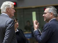 Michel Barnier a Michael Roth