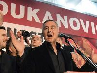 Djukanoviča oficiálne vyhlásili za víťaza prezidentských volieb