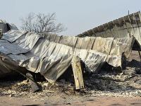 Požiare v Oklahome ničie všetko, čo im príde do cesty