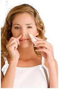 Nosovy sprej pre tehotne celebrity