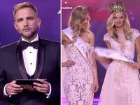 Libor Bouček sa stal objektom kritiky, novú Miss Slovensko Dominiku Grecovú potrápila šerpa.