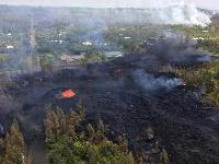 Sopka Kilauea po ničí všetko, čo jej príde do cesty