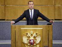 Dmitrij Medvedev, ruský premiér