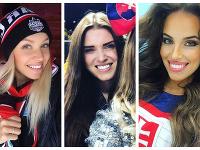 Viete, ktoré známe slovenské krásky patria k najsexi hokejovým fanúšičkám?