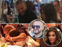 Patrik Rytmus Vrbovský a Jasmina Alagič si vyšli na romantickú večeru do Viedne.