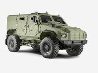 Na IDEB 2018 zaujala novinka -– nové obrnené vozidlo 4x4 GERLACH